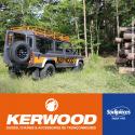 """Chaîne tronçonneuse KERWOOD 25 pieds 0,325"""", 1,6mm"""