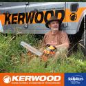 """Chaîne tronçonneuse KERWOOD 64 maillons 0.325"""", 1,5mm, modèle semi carrée"""