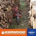 """Guide+chaine tronçonneuse Kerwood. 40cm, 3/8""""LP 1,3 mm"""