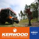 "Guide tronçonneuse Kerwood. 45cm, 0,325"".1,6 mm. 18C4KSWE"