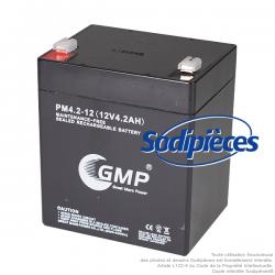 Batterie pour OREGON, PANASONIC
