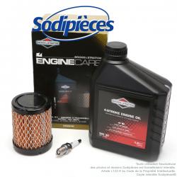 Kit entretien moteur Briggs et Stratton 21, 21R5, 21R6, 21R7, 21R8, et séries 3 powerbuilt intek I/C OHV. Origine
