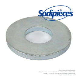 Rondelle Ø ext. 37 mm - Ø int. 16 mm pour lame universelle