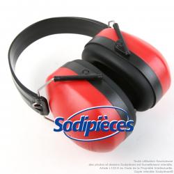 Casque complet de protection oreillette anti bruit
