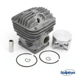 Cylindre piston tronçonneuse Stihl 046-MS460 Ø 52mm