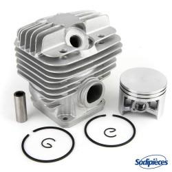 Cylindre piston tronçonneuse pour Stihl 044, MS440 Ø 50mm