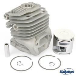 Cylindre piston découpeuse Husqvarna/Partner K750 et K760 Ø 51 mm