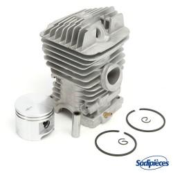 Cylindre piston tronçonneuse pour Stihl 029, MS290 Ø 46 mm N° 1127-020-1210