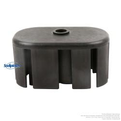 Boite à filtre pour tronçonneuse Stihl 1122 121 6900