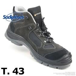 Chaussures de sécurité Phoenix type basket haute T.43