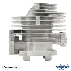 Cylindre pour tronçonneuse Mitsubishi TL52 Ø44 mm