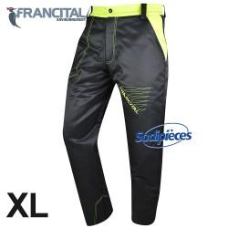 Pantalon anticoupure tronçonneuse. Francital. Taille XL
