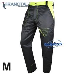 Pantalon anticoupure tronçonneuse. Francital. Taille M