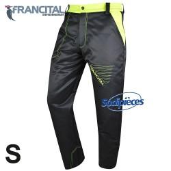 Pantalon anticoupure tronçonneuse. Francital. Taille S
