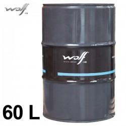 Huile Wolf 15W40. Bidon 60 litres.