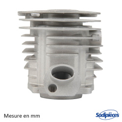Cylindre piston husqvarna diam 45mm