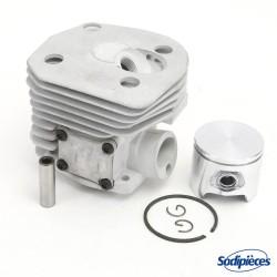 Cylindre piston tronçonneuse husqvarna 346/350/353 Ø 44 mm