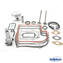 Kit réparation moteur pour Briggs & Stratton 8 hp horizontal (cote réparation)