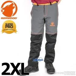 Pantalon forestier anticoupure Kerwood taille XXL