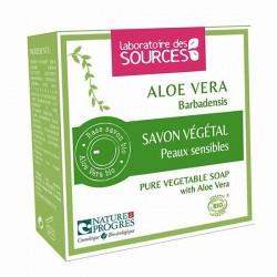 De 100 à 200€ H.T : 1 savon végétal de toilette à l'aloé vera offert !