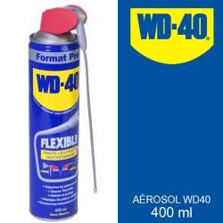 WD 40. Protège, dégrippe, nettoie, lubrifie. 100 ml