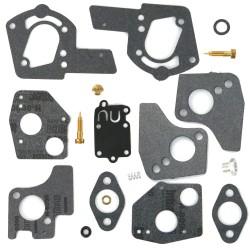 Kit réparation pour carburateur Briggs & Stratton 494624, 495606