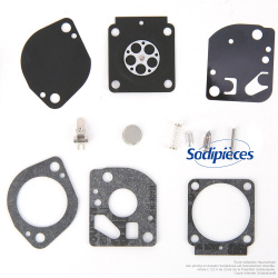 Kit membranes Zama RB-134. Remplacement