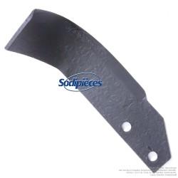 Couteau droit pour Tielburger N° KB-001-005, KB-001-006.