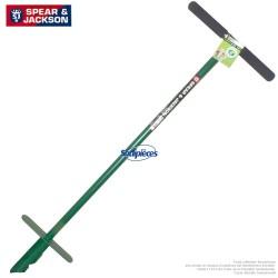 Arrache racine desherbeur Spear & Jackson