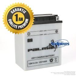 Batterie sèche Premium Palma 12N14-3A