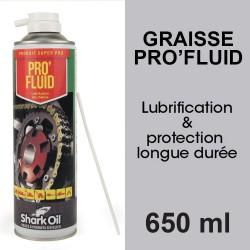 Pro grease. Pour la lubrification et l'entretien. 300 ml