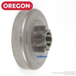 """Pignon tronçonneuse étoile .325"""". 7 dents. Power mate Oregon 108308X"""