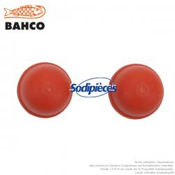 Butées de rechange R 516, tampon caoutchouc pour cisailles Bahco Pradines.