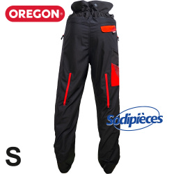 Pantalon anti-coupure Orégon Waipoua. Taille S