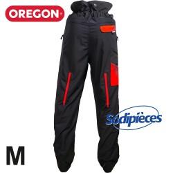Pantalon anti-coupure Orégon Waipoua. Taille M