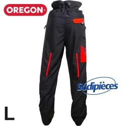 Pantalon anti-coupure Orégon Waipoua. Taille L