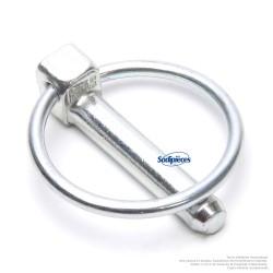 Goupille clips Ø 8 x 40 mm