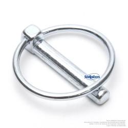 Goupille clips Ø 8 x 45 mm