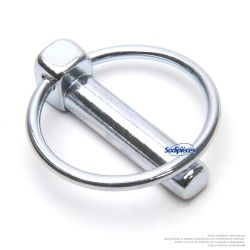 Goupille clips Ø 10 x 40 mm