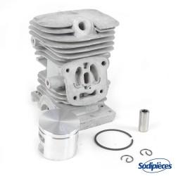 Cylindre piston tronçonneuse Stihl MS170 2-MIX Ø 37 mm