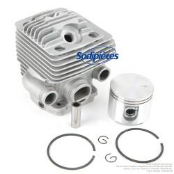 Cylindre piston pour découpeuses Stihl TS700, TS800. Ø 56 mm
